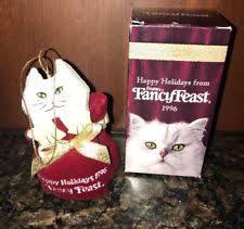 fancy feast ornament ebay