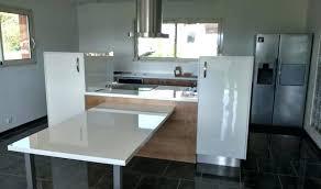 ilot table cuisine meuble pour ilot central cuisine dimension ilot centrale cuisine