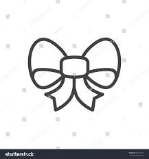 isolated ornament outline symbol on clean stock vector 699126736