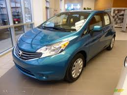 nissan versa s plus 2014 metallic peacock nissan versa note s plus 84358129 photo 3