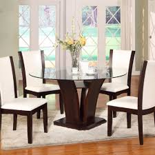 white round dining room tables camelia white round dining set adams furniture