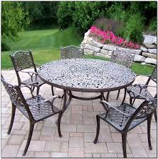 Patio Table Clearance by Cast Aluminum Patio Furniture Clearance Hd Home Wallpaper