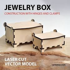 24 best cnc box images on pinterest laser cutting boxes and wood
