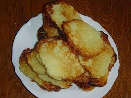 recette cuisine polonaise la cuisine polonaise de fab les placki ziemniaczane de ma maman
