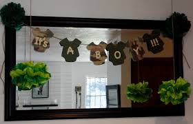 Baby Boy Shower Decorations by Camo Baby Shower Decorations For Boy Il Fullxfull 290735354 Baby