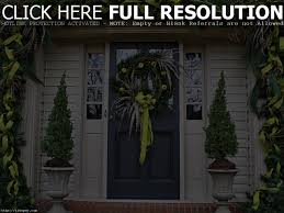 holiday decor for front door home decorating ideas