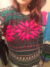 show your ugly christmas sweaters femalefashionadvice