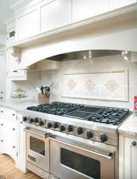 kitchen idea of the day creamy subway tile backsplash behind the