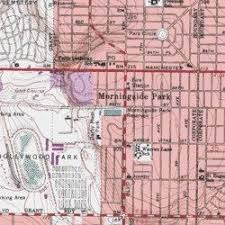 map of inglewood california morningside park reservoir los angeles county california
