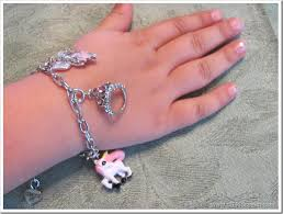 girl with bracelet images Win charm it girls charm bracelet review giveaway ends 7 20 jpg