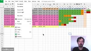 Good Spreadsheet How To Do Project Management With Google Sheets Youtube