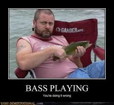 You Re Doing It Wrong Meme - bass playing very demotivational demotivational posters very
