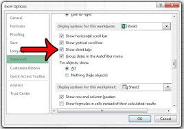 how to show missing worksheet tabs in excel 2013 solve your tech