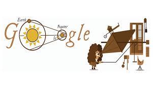 Speedof Light Google Doodle Celebrates 340th Anniversary Of Olaus Roemer U0027s