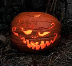 halloween movie pumpkin curb appeal in sleepy hollow october 2010