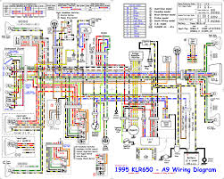electric color code electrical diagram