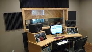 Music Studio Desk Plans by River City Recording Studio Sacramento Ca