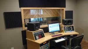 Building A Recording Studio Desk by River City Recording Studio Sacramento Ca