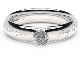 white engagement rings images Elegant elvish engagement ring white gold platinum palladium jpg