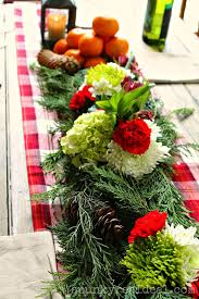 spunky real deals diy rustic christmas centerpiece