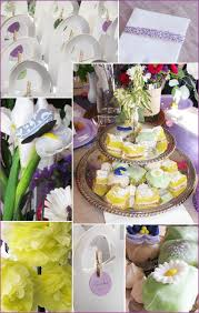 lavender baby shower decorations celebrating with a lavender lime baby shower pepper design