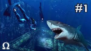 depth divers vs sharks 1 most terrifying shark attacks ever