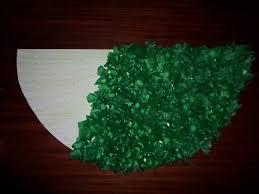 Mini Christmas Tree Crafts - christmas tree craft kids tissue paper miniature christmas