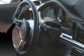 porsche electric interior porsche panamera 971 review