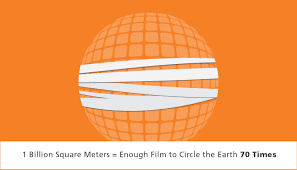 carestream surpasses one billion square meters of dryview film
