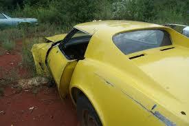1971 corvette parts pics sad 1971 corvette barn find being sold as a parts car