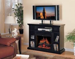 Fireplace Mantels For Tv by Amazon Com Classic Flame Beverly Electric Fireplace And Tv Stand
