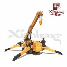 new foldable mini crawler crane with free shipping and overseas