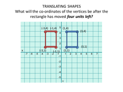 translating shapes by lottiemoonpig teaching resources tes