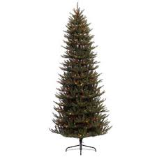 pre lit slim tree wayfair