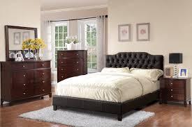 poundex associates item f9331q queen size platform bed frame