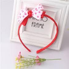ribbon hair bands girl bowknot ribbon hair accessories headband bow hair bands