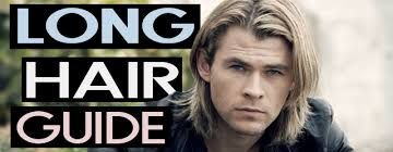 boys hairstyle guide guys long hair long haired men hairstyles tips