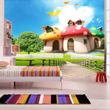 child room large photo wallpaper cartoon wallpaper for child room tv background