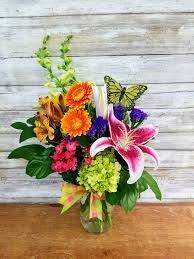 Home Based Floral Design Business by Point Pleasant Florist Flower Delivery By Purple Iris Flower Shop