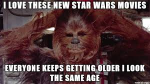Chewbacca Memes - chewie says alright alright alright meme on imgur