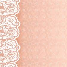 Borders For Wedding Invitation Cards Flower And Lace Border Clip Art Background With Delicate Lace