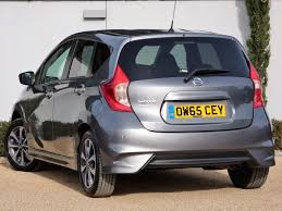 nissan grey used gun metal grey nissan note for sale dorset