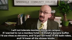 Community Memes - the best of dean pelton