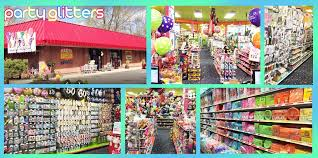 party supply stores party glitters party supplies decorations costumes new