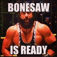 Macho Man Randy Savage Meme - macho man randy savage is over the top as pro wrestler bonesaw in