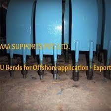 u bends for offshore application aaa supports pvt ltd