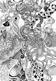 psychedelic dot forest by faeriegem deviantart com on deviantart