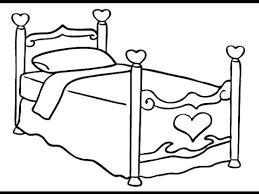 How To Draw A Bed как нарисовать кровать How To Draw A Bed Cómo Dibujar Una Cama