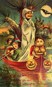 Halloween Birthday Ecards 1937 Best Halloween Postcards U0026 Cards Images On Pinterest