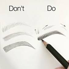 25 beautiful drawing eyebrows ideas on pinterest how to draw